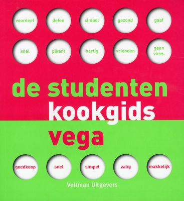 De vegetarische studentenkookgids